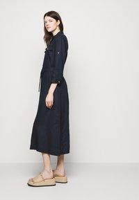 Marella - PENNY - Košilové šaty - blu - 5