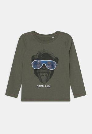 SMALL BOYS  - Long sleeved top - thyme
