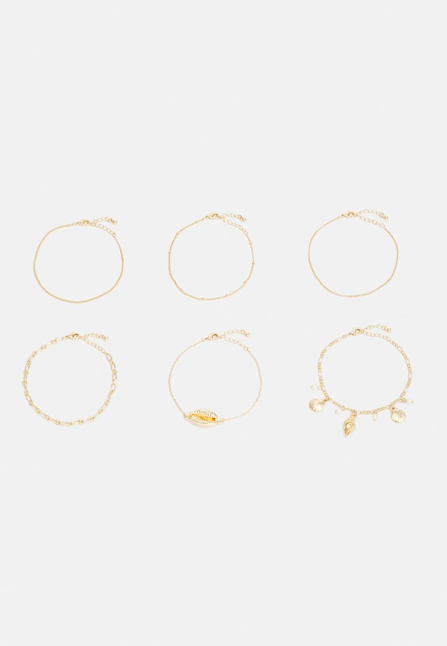 PETTY BRACELETS 6 PACK - Bracelet - gold-coloured