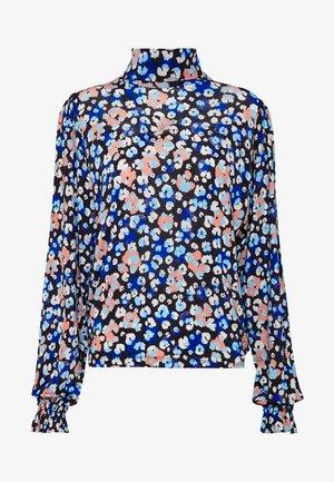 BILLY TURTLENECK - Bluzka z długim rękawem - leopard blossom