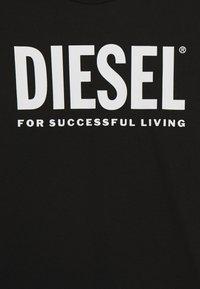 Diesel - TJUSTLOGO ML MAGLIET UNISEX - Long sleeved top - nero - 2