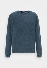 JPRBLAMICHAEL CREW NECK - Pyjama top - ombre blue