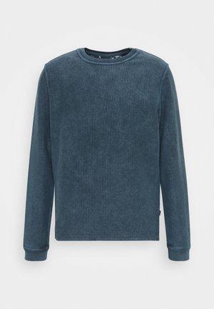 JPRBLAMICHAEL CREW NECK - Pyžamový top - ombre blue
