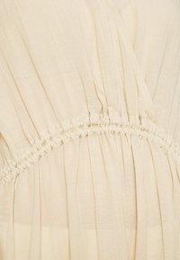 Notes du Nord - TAMIA DRESS - Vapaa-ajan mekko - beige - 6