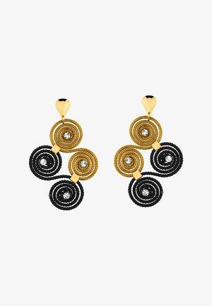 INGRID - Earrings - gold
