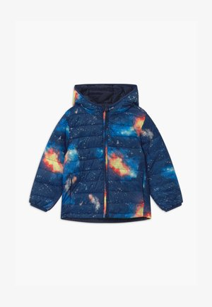 TODDLER BOY PUFFER - Winterjas - elysian blue
