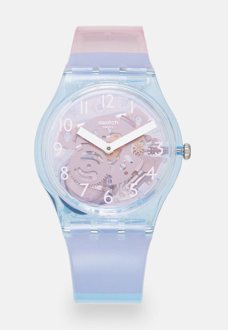 Swatch - PINKZURE - Hodinky - lightblue