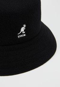 Kangol - LAHINCH - Hattu - black - 6