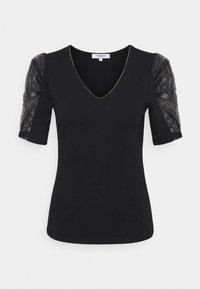 Morgan - DAIME - Print T-shirt - noir - 3