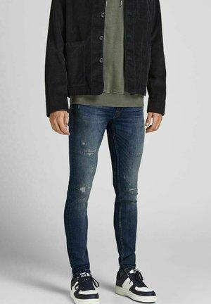 LIAM SEAL JOS - Jeans Skinny Fit - blue denim/dark blue