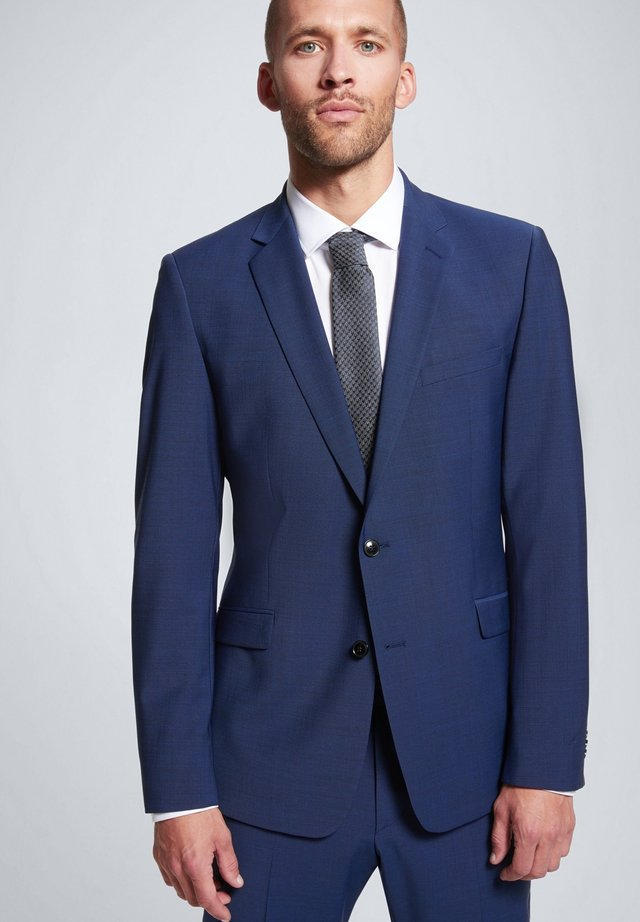 ALLEN - ANZUGSAKKO - Suit jacket - bright blue