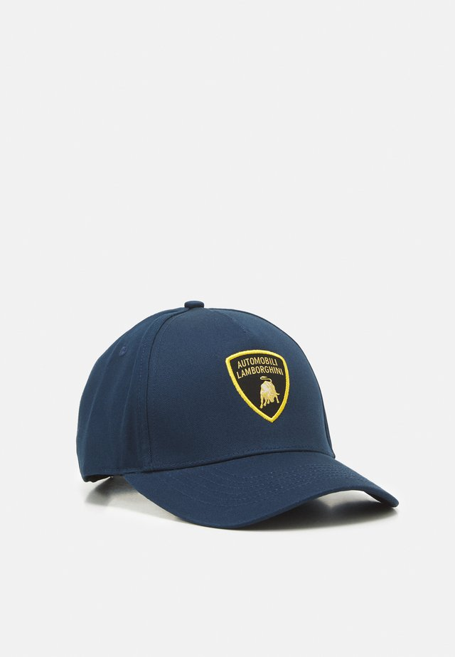 Caps - blue achelous