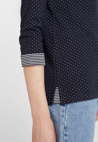 s.Oliver - 3/4 ARM - Long sleeved top - navy - 5