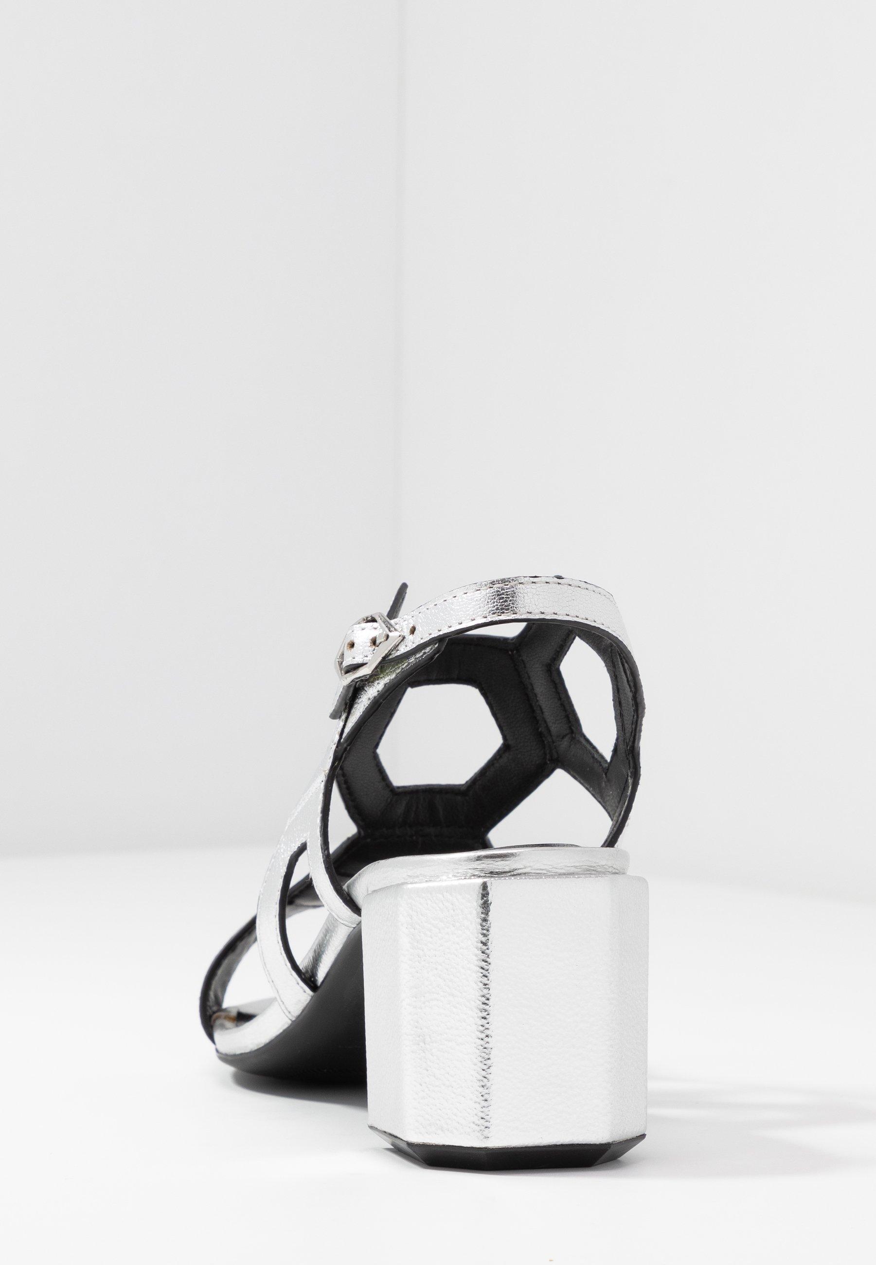 Bruno Premi Sandales - lamina argento