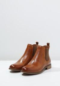 Pier One - Ankle boots - cognac - 2