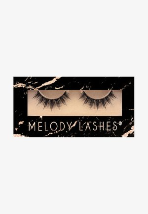 GIGI - False eyelashes - black