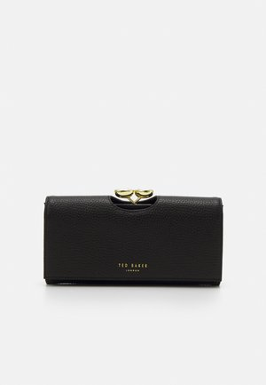 TEARDROP CRYSTAL BOBBLE MATINEE - Wallet - black