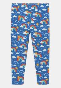 Frugi - LIBBY PRINTED RAINBOW SKIES - Leggings - Trousers - blue - 1