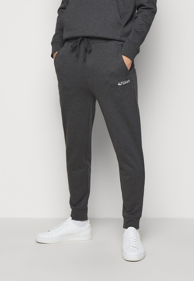HUGO - DIBEX  - Pantaloni sportivi - medium grey