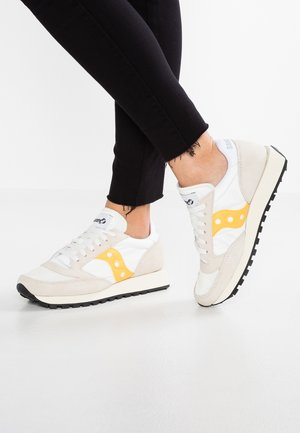 JAZZ VINTAGE - Sneakers basse - cement/yellow