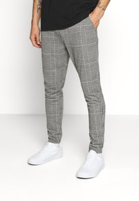 Newport Bay Sailing Club - DART TROUSER - Bukse - grey - 0