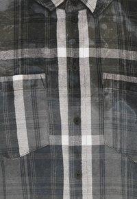 Tigha - MARENO - Skjorta - black/stone grey - 6