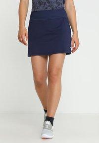 Puma Golf - PWRSHAPE - Sports skirt - peacoat - 0