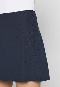 Nike Golf - DRY ACE SKIRT - Sportovní sukně - obsidian - 4