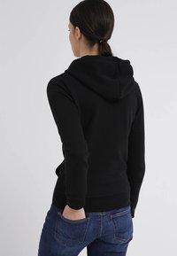 Urban Classics - Zip-up hoodie - black - 2