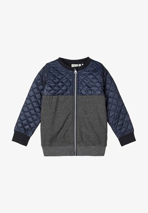 STEPP - Jas - dark grey melange