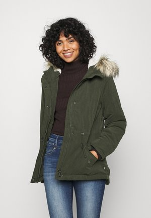 ONLNEWLUCCA JACKET - Winter coat - rosin