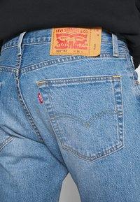 Levi's® - 501 '93 CROP - Straight leg jeans - thunder night rider - 5