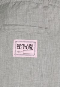 Versace Jeans Couture - TECHNICAL SUITING KAST - Broek - grey - 2