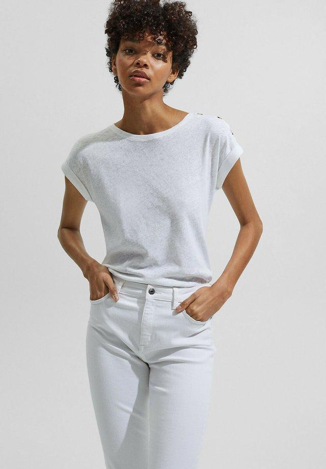 FASHION  - Basic T-shirt - white