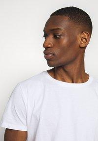 Replay - CREW TEE 3 PACK - T-shirt basic - black/grey melange/white - 6
