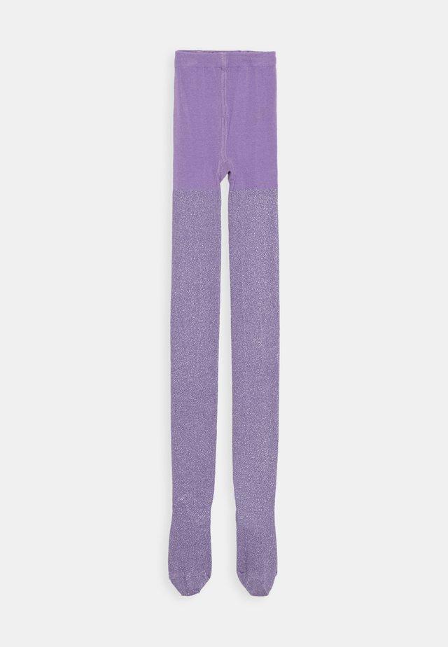 GLITTER  - Tights - manga purple
