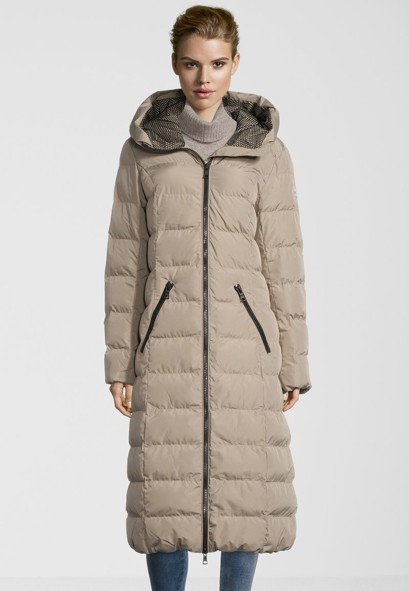 No.1 Como - ALICIA  - Winter coat - sand