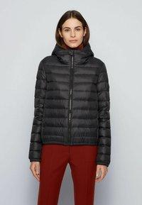 BOSS - PAFLAFFY - Down jacket - black - 0