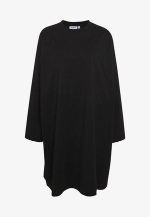 ELKE LONG SLEEVE DRESS - Jersey dress - black