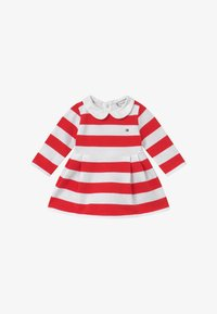Tommy Hilfiger - BABY RUGBY STRIPE - Day dress - red - 3