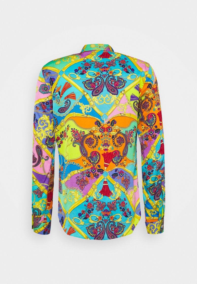 Versace Jeans Couture PRINT BELT PAISLEY - Hemd - multi coloured/mehrfarbig iuFXcG