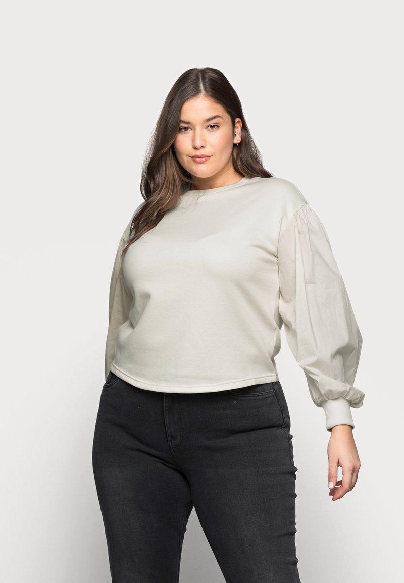 Vero Moda Curve - VMLILI - Sweatshirt - birch