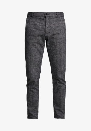 REGULAR - Trousers - anthracite