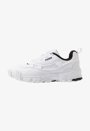 TRAILFOX OVERLAND MTS GRID - Sneakers - white/black