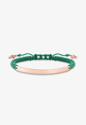 LOVE BRIDGE  - Armband - gold