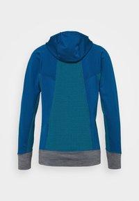 Salewa - PEDROC - Fleece jacket - blue sapphire - 1