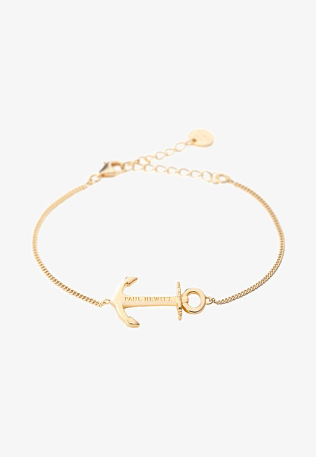 ANCHOR - Bracelet - gold-coloured