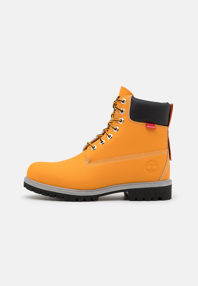 "Timberland - 6"" PREM CUP - Winter boots - medium orange"
