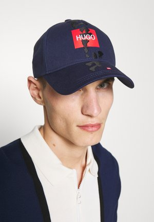 UNISEX - Cap - open blue