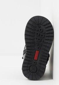 Primigi - Lace-up ankle boots - canna fuc/nero - 5